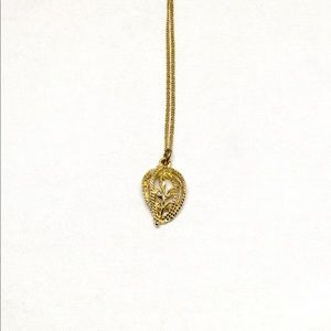 Jewelry - Vintage Leaf Necklace